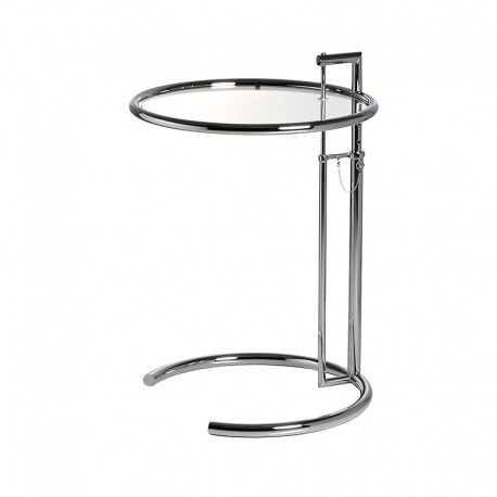 Adjustable Table E1027: Modern Design Classic by Eileen Gray